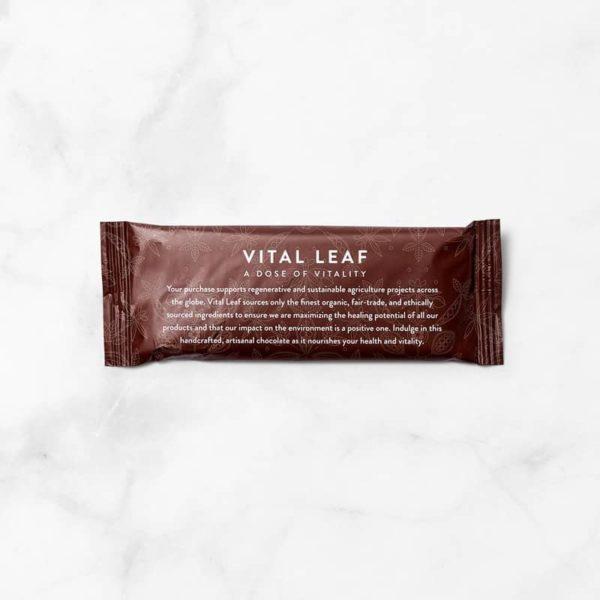 vital leaf organic supplement bar