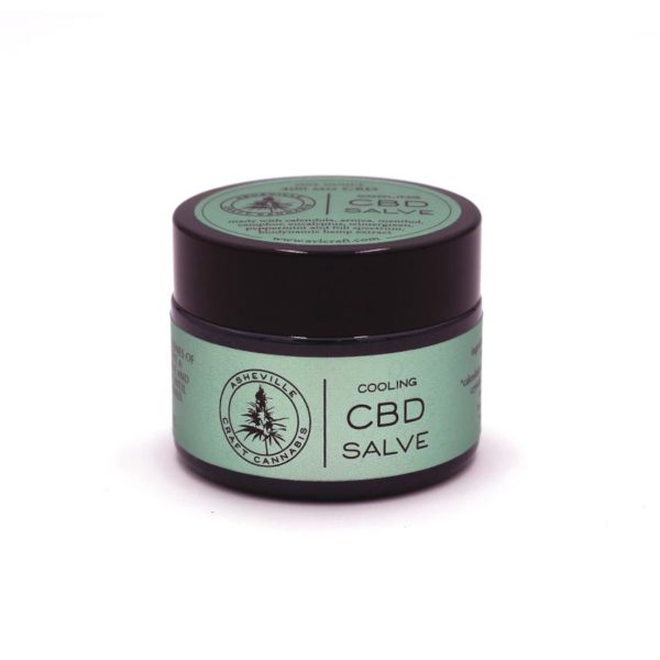 Asheville Craft CBD Cooling Salve