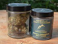 Asheville Craft Cannabis Premium Greenhouse Hemp