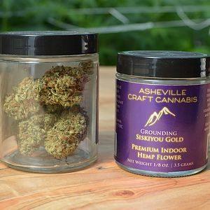 Asheville Craft Cannabis Premium Indoor Hemp