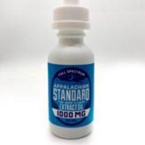 appalachian standard hemp oil