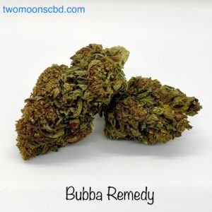 bubba remedy hemp flower