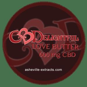 cbdelightful love butter