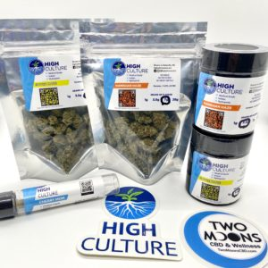 High Culture Indoor Hydroponic Hemp