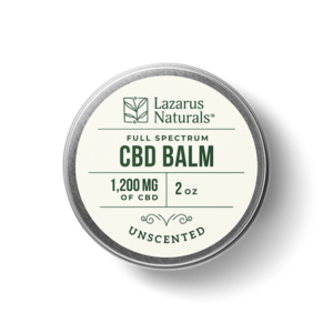 Lazarus Balm_1200mg_Unscented