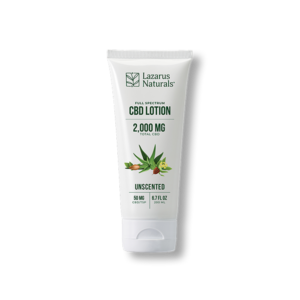 lazarus naturals unscented lotion