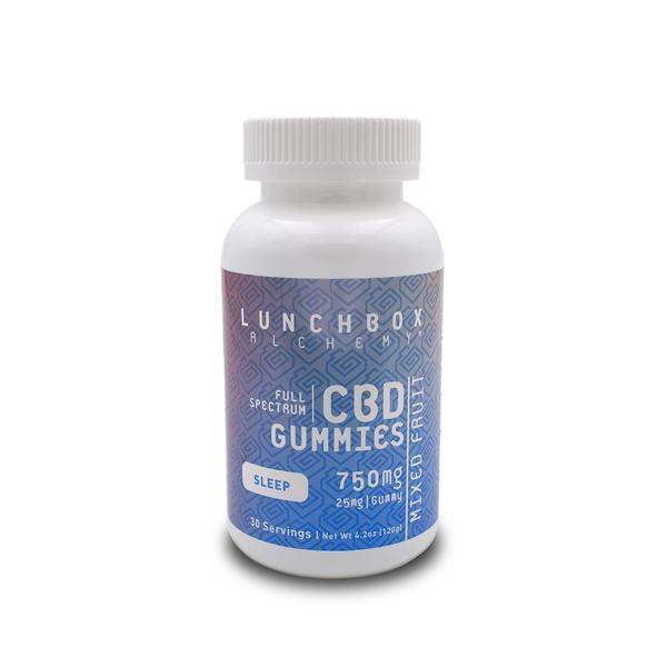 Lunchbox Alchemy Sleep Gummies