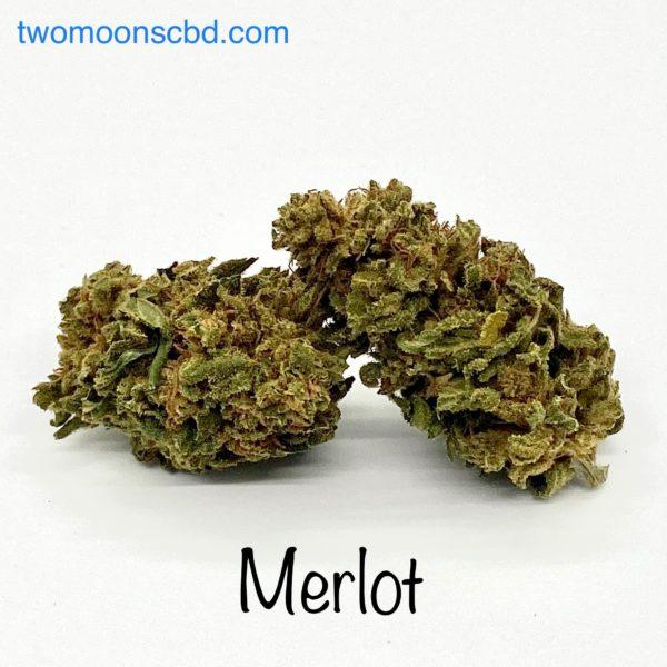 merlot hemp flower