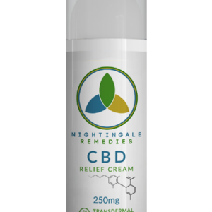 cbd relief cream by nightingale remedies