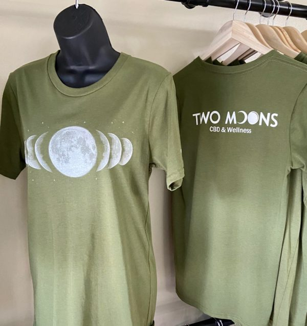 two moons tee shirt