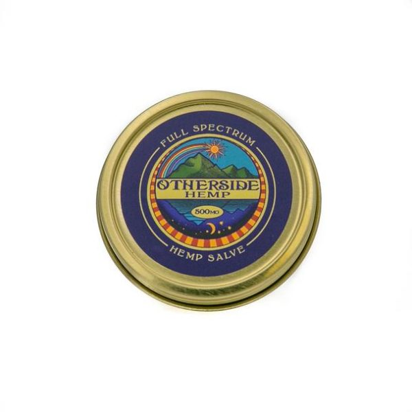 otherside hemp healing salve
