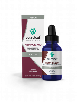 pet releaf cbd oil