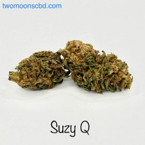 suzy q hemp flower