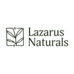 Lazarus Naturals Brand Logo